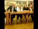 Видеофрагмент с пресс-конференции в Театре Эстрады имени Аркадия Райкина, посвященной открытию сезона (13.09.2017)