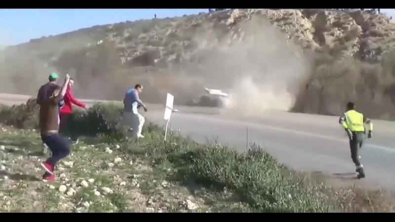 Rally Crash Compilation Europe- Аварии на Гонках_ Ралли (1)