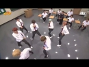 [SHOW] 170923 BTS танцуют BS T FIRE @ Отрывок из шоу Knowing Brothers