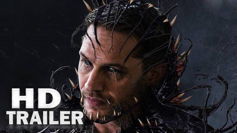 VENOM - Trailer 2 (2018 Movie) Tom Hardy, Michelle Williams [HD] Marvel Comics | Fan Edit