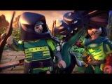 Koruyucular Kötü Ejderhalara Karşı | Çizgi Sinema Eğlenceli Çocuk Video | PLAYMOBIL