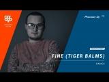 FINE (TIGER BLAMS) Megapolis 89.5 fm [ basics ] @ Pioneer DJ TV   Moscow