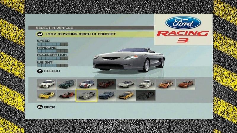 Ford Racing 3 - реванш игра против читеров 13