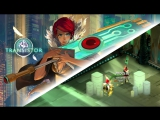 [Let's not play] Леди с дрыном [Transistor 1.1]