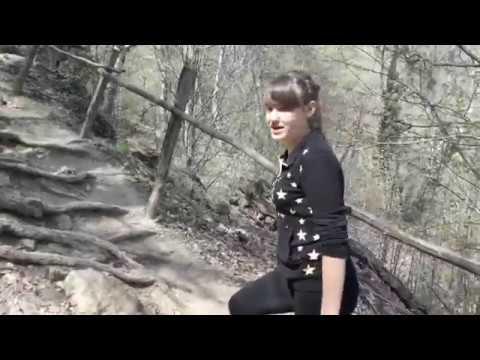 Влог   Путешествия по Крыму   Водопад Джур-Джур