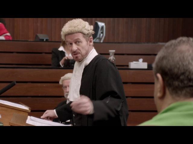 Рейк. Отпетый адвокат