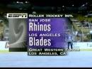 1994 RHI REWIND SAN JOSE RHINOS @ LOS ANGELES BLADES