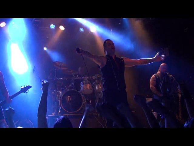 RUOSKA Tuonen viemää live at MetalOrgy 2017 Helsinki