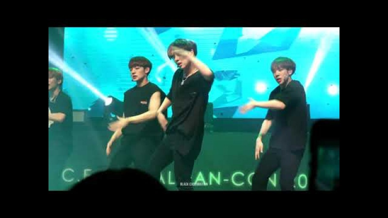 [4K] 180317 A.C.E Fan concert ~Sweet Fantasy~ 'Ko ko bopDopeI need youNot today'