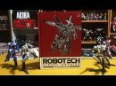 Overview of Robotech Visual Archive The Macross Saga