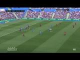 Хетафе 1:0 Барселона | Гол Шибасаки