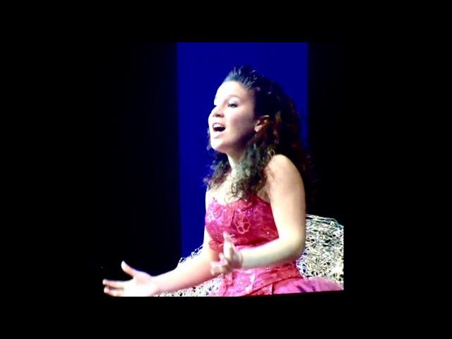 Solomia (14 years old) O luce di questanima Donizetti.