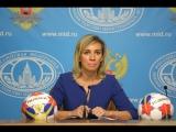 Пресс-конференция Оргкомитета «Неофициального чемпионата мира по футболу среди команд посольств, аккредитованных в России – 2017