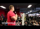 2018 Bev Francis Powerhouse Gym : NPC Stage Ready Workshop With 4-Time Mr.Olympia Jay Cutle