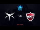 Mineski vs WG Unity, Capitans Draft 4.0, game 1 [4ce, Maelstorm]