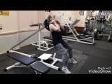 TOTAL BODY. Функциональный тренинг в  тренажерном зале на всё тело.  9 упражнений,  20-30сек Отдых между подходами