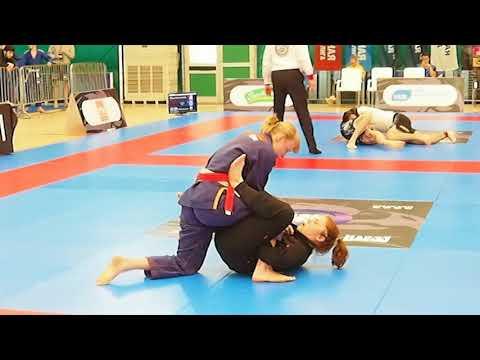 Moscow International Pro 13 05 2018 62 Gi white Vyatkina VS Krasavina