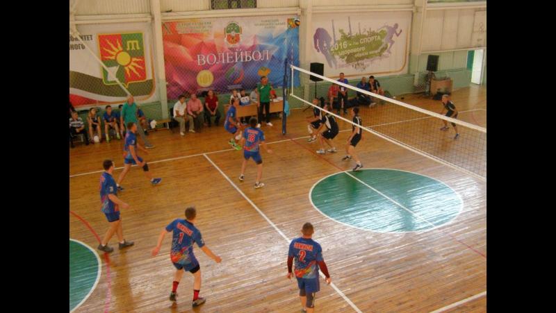 5Сельские игры-2017 г.Заинск .Волейбол 27.08