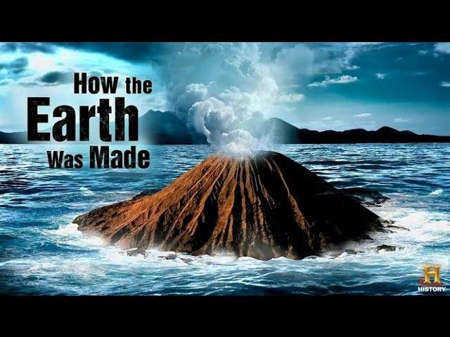 BBC: Эволюция Планеты Земля / How the Earth was Made bbc: 'djk.wbz gkfytns ptvkz / how the earth was made