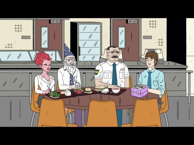 Гадкие американцы. 2 сезон. 13 серия.