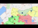 Syria Civil War 25/09/2017 Deir ez-Zor Were Surrounded By Syrian Army And YPG