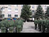 Гвардейская артиллерийская бригада ВС ДНР отмечает годовщину образования