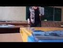 Учитель школы в городе Васильков ругается
