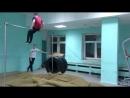 Олег Шиловзаднее сальто с подколеньев