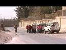 Convoi d'aide humanitaire coincé au checkpoint près de la Ghouta Orientale