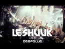 LE SHUUK LIVE @ DEEPBLUE Darksea Bootshaus Cologne Dec 2017