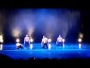 «Шоу под дождём» Санкт-Петербургского театра танца «Искушение»