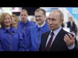 За кого будет болеть Путин на ОИ-2018?