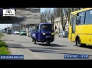 Tricycle Hercules J9 250. Трициклы Геркулес J9 250 на службе у малого бизнеса