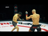 KO of the Night ACB 76: Mohammed Alavi vs. Eben Cox