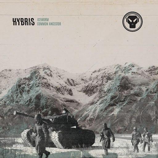Hybris альбом Iceworm / Common Ancestor