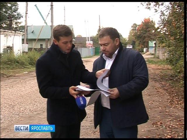 Куда пропал асфальт с улицы Маланова – разбирались «Вести»
