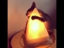 Соляная лампа - источник света и кладь полезных свойств!