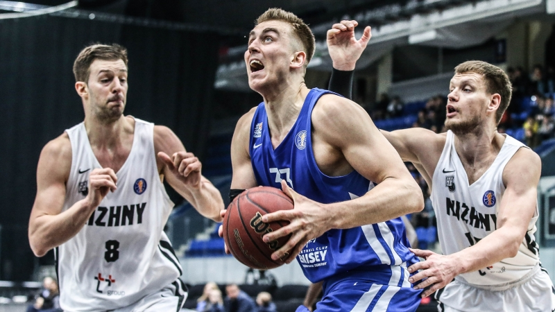 Nizhny Novgorod vs Enisey Highlights April 15, 2018