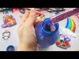 ⚡ ВЫЗОВ ПРИНЯТ лизун в бутылке ЧЕЛЛЕНДЖ новый способ как сделать слайм своими р ...