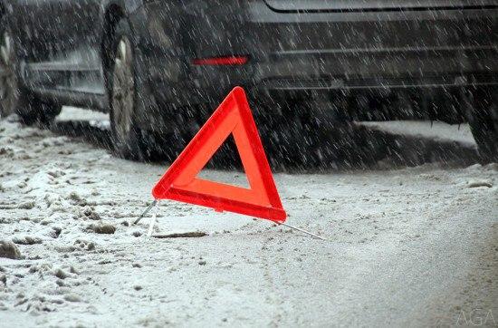 Снегопад и непогода вызвали в регионе рост ДТП