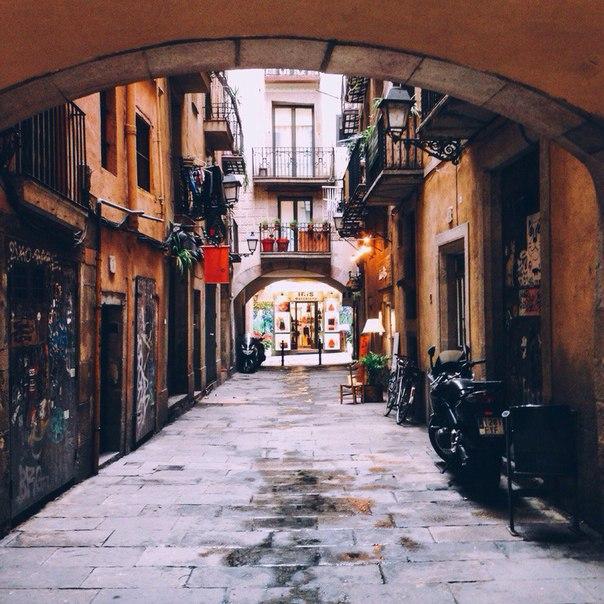 ✨Петербург: ПРЯМЫЕ рейсы в Барселону всего за 9200 рублей туда-обратно