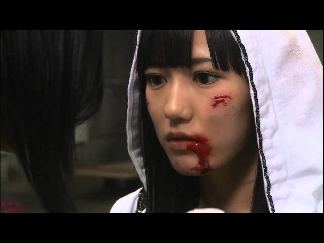 マジすか学園2 Majisuka Gakuen 2 - Bullet Proof [Nezumi 渡辺麻友 and Centre 松井珠理奈]