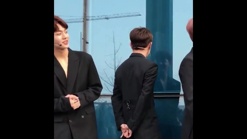 FANCAM | 02.04.18 | A.C.E @ Mini fanmeeting before Power of K (fancam compilation)
