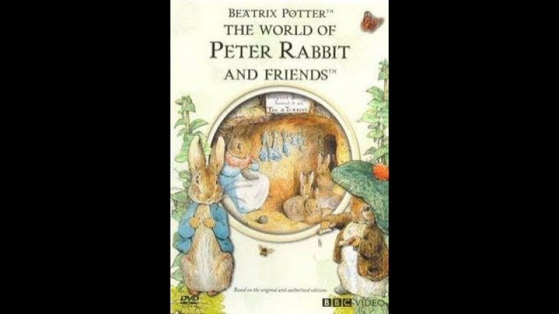Мир Кролика Питера 5 серия - Сказка о поросенке Блэнде