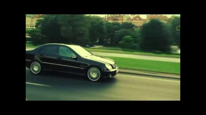 Mercedes C W203 AMG Brutal Video/Stance