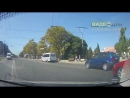 Авария Севастополь, перекресток на матроса Кошки 15.09.2017 | ДТП авария