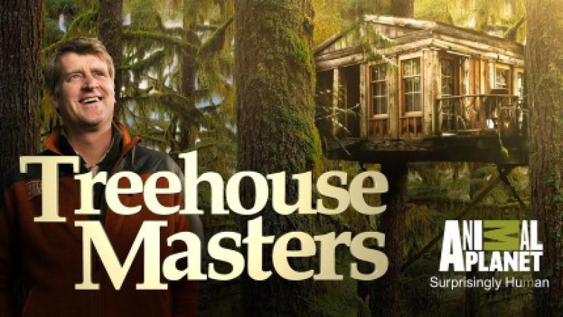 Дома на деревьях 6 сезон 2 серия. Совиный дом / Treehouse Masters (2016)