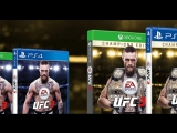 EA SPORTS™ UFC® 3   Conor McGregor VS STEPHEN THOMPSON by knockout