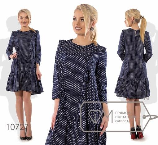 Платье № 10727