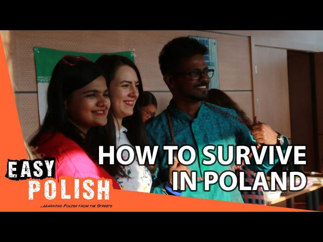 How To Survive In Poland | Easy Polish 58